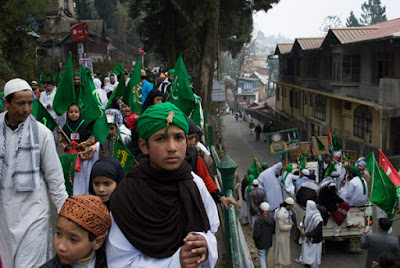 Muslim community of Darjeeling