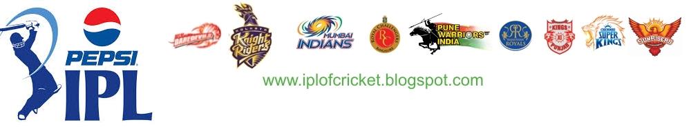 IPL T-20 2013 IPL 6