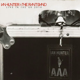 Ian Hunter & The Rant Band – Live In The UK (2015)