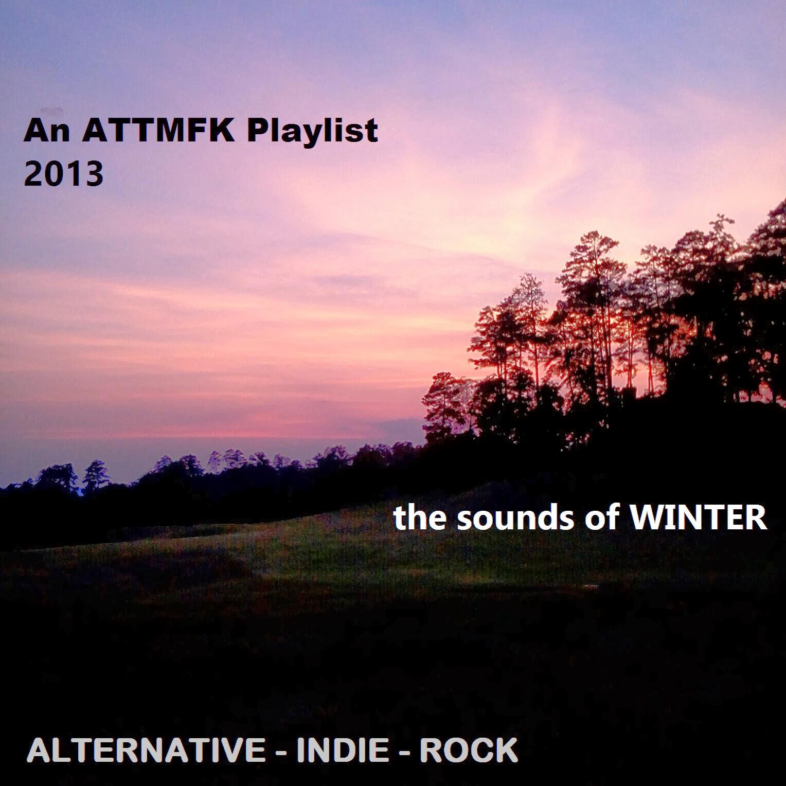 indie rock playlist 2013