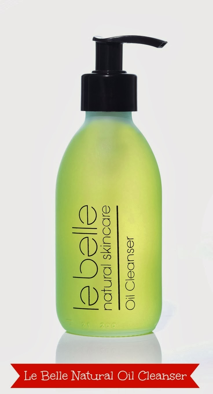Le Belle Natural Oil Cleanser