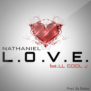 Nathaniel feat LL Cool J release the news single L.O.V.E