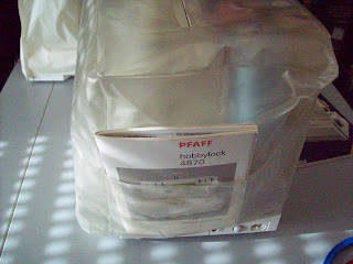 pfaff hobbylock 4870 serger manual