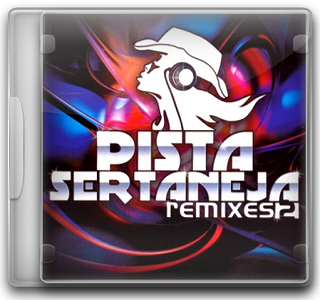 Capa CD Pista Sertaneja Remixes 2 (2011)