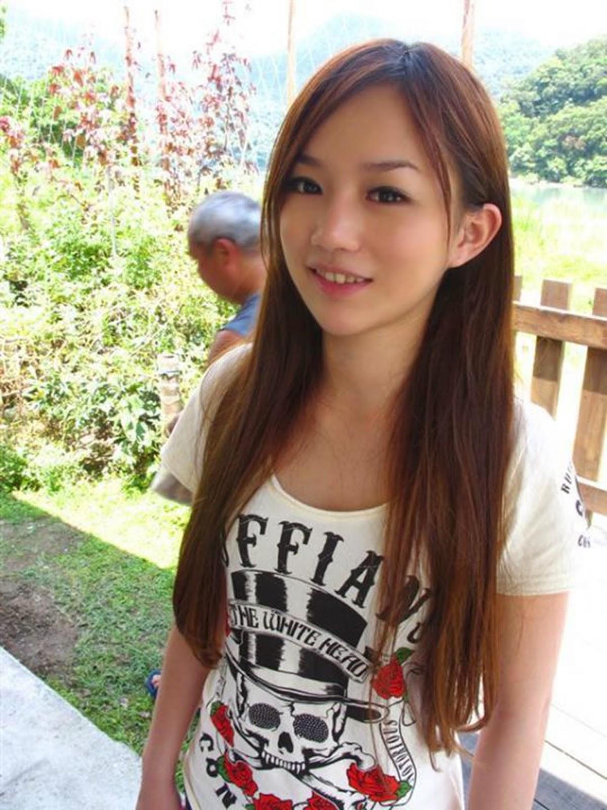 中国の美人女子大生の流出マ コ画像 セクシーニュース24
