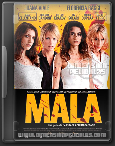 Mala (DVDRip Español Latino) (2013)