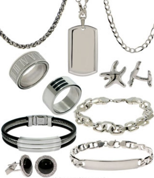 Handmade Jewelry: Jewelry Styles Men Like to Wear