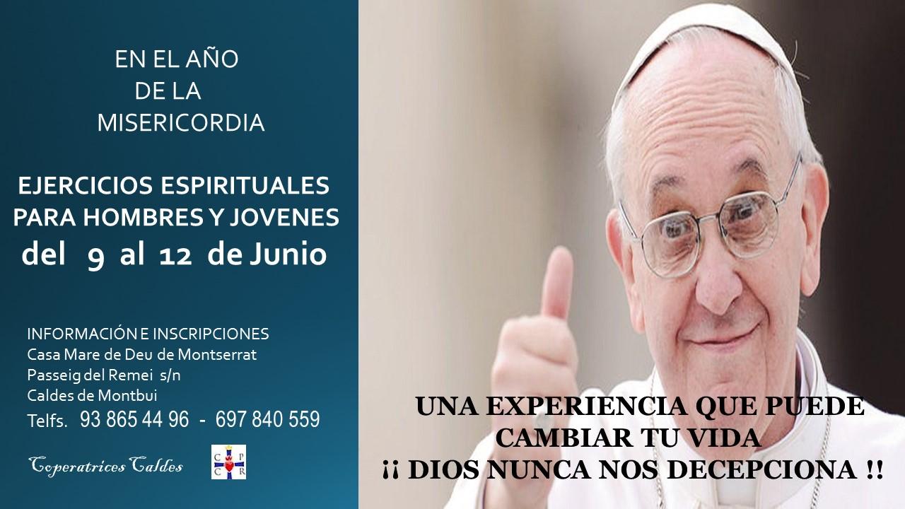 """EJERCICIOS JUNIO """"Una experiencia que puede cambiar tu vida"""""""