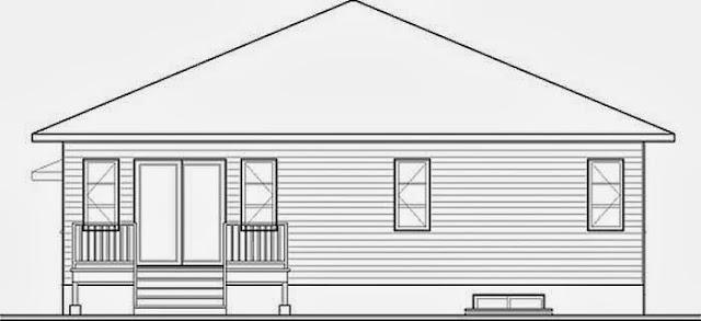 Desain Rumah Nyaman Minimalis