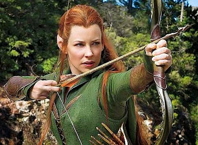 Tauriel funny hot sexy killing machine