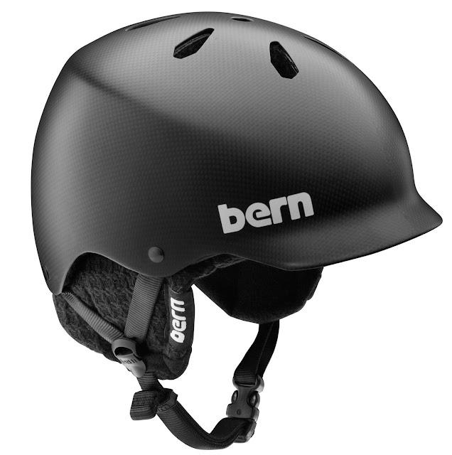 Bern Helmets Carbon Fiber Watts | Carbon Fiber helmets Bern helmets makes multi-sport and bicycle specific helmets