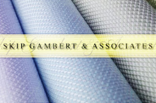 Skip Gambert custom shirting
