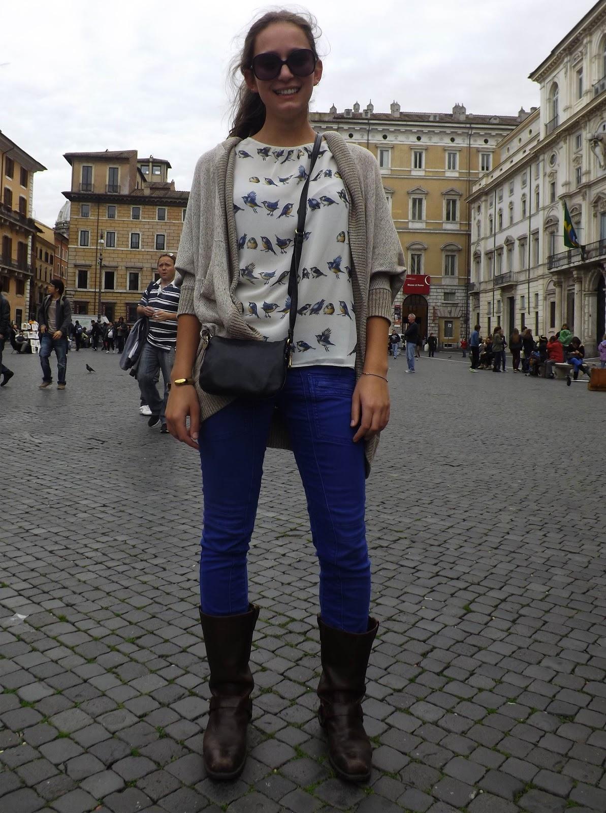 Hunting In Heels Ramp1885 Rome Street Style Post