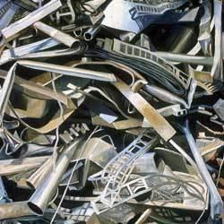 Ciri-ciri Alumunium : Ringan dan lembek. Dapat dibentuk menjadi logam ...