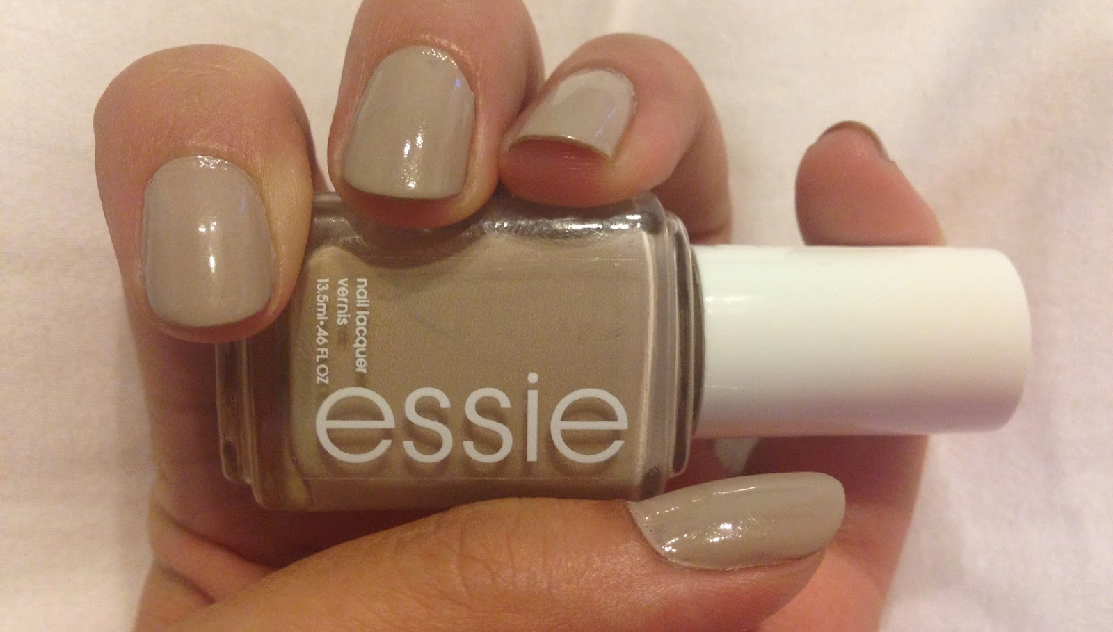lovelifeoutloud: Nails of the Week #6: Essie Sand Tropez