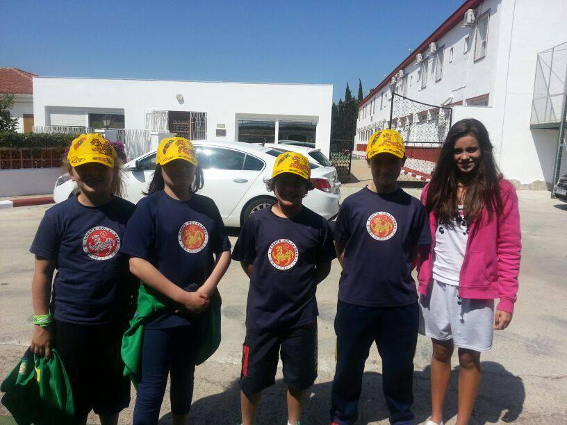 Karate colindres i campus de verano karate infantil de la for Piscinas vacias laura ferrero