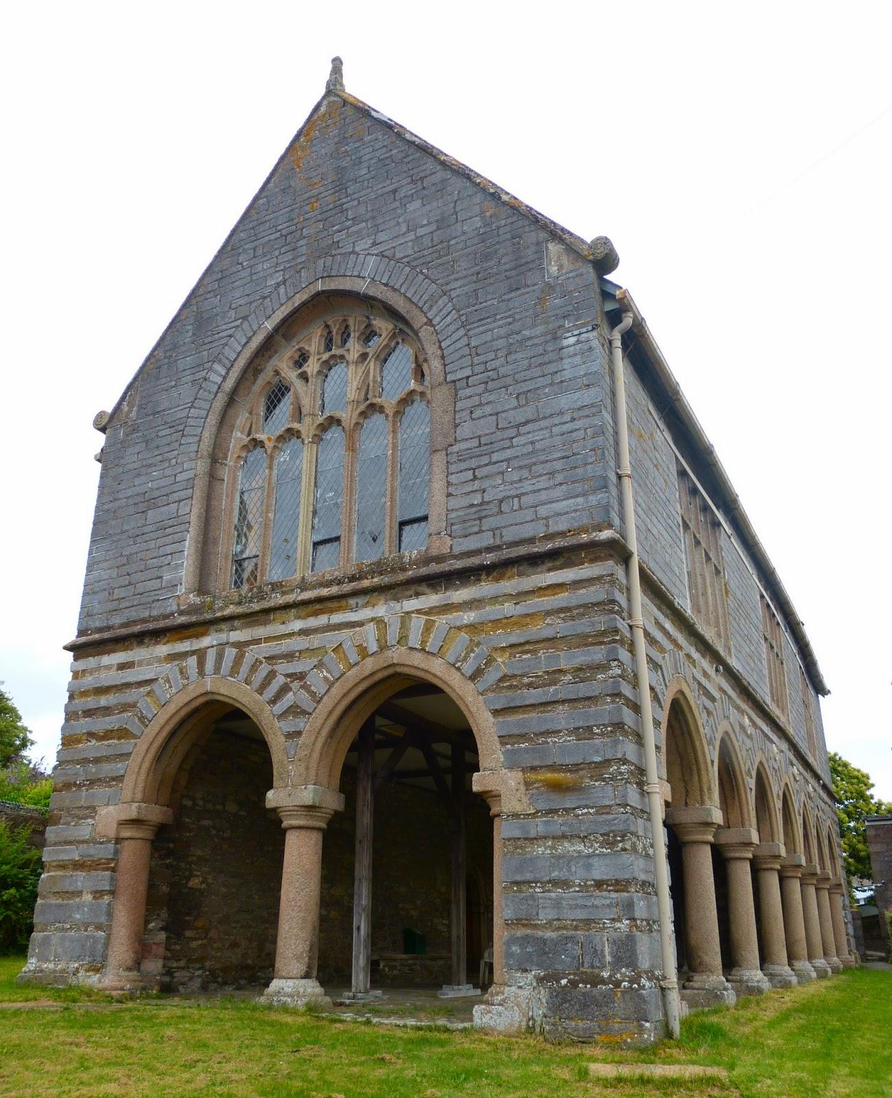 Plymton Grammar School, Plympton, Devon