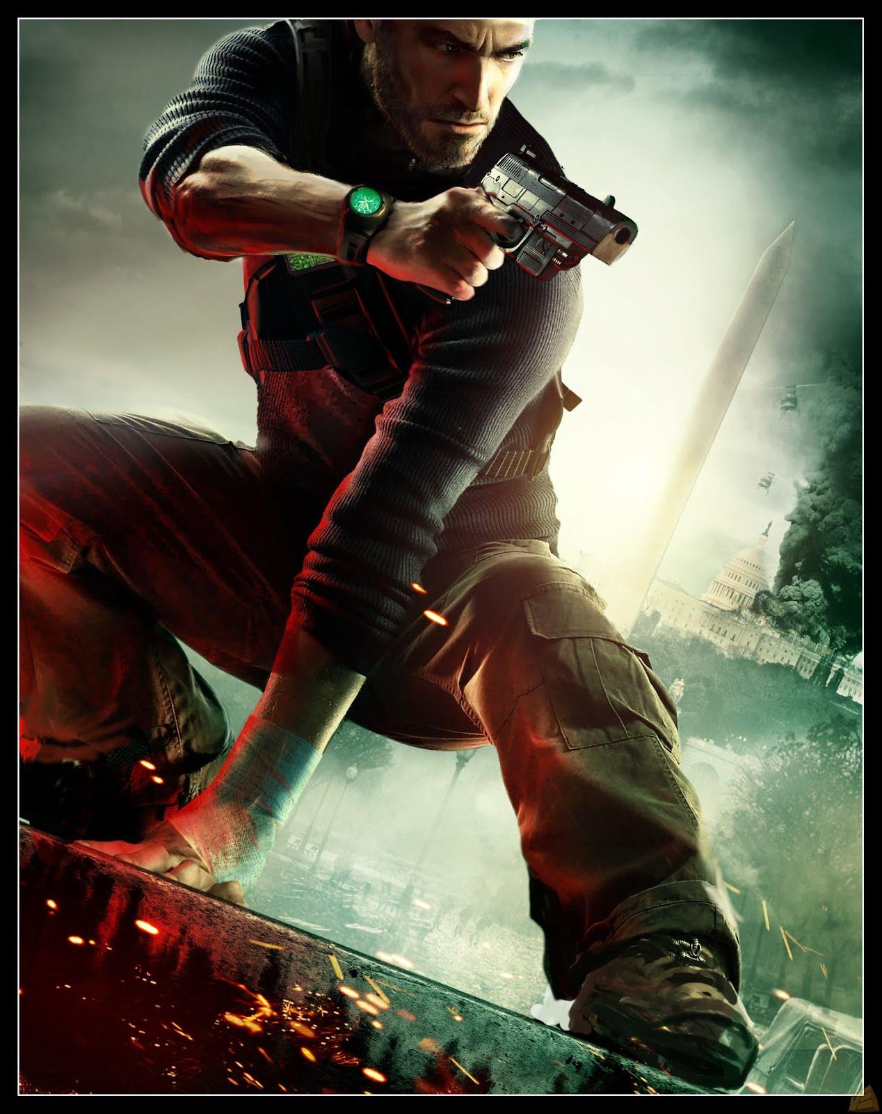 Final Set of GeForce Exclusive Tom Clancy s Splinter Cell