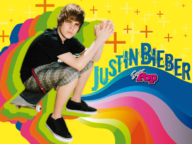 Penyanyi  Muda Justin Bieber