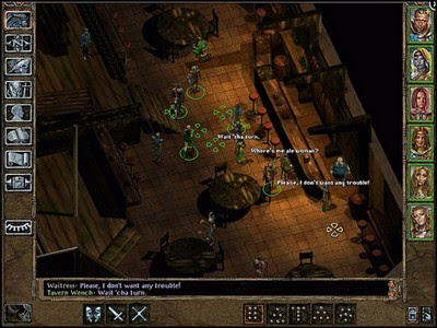 Baldur's Gate 2 Shadow of Amn