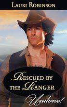 Rescued by the Ranger (Stetsons and Scandals mini-series)