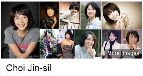 choi jin sil - artis korea yang bunuh diri 5