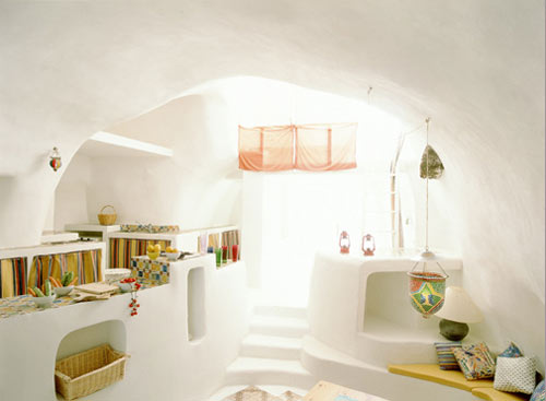 summer house in ponza