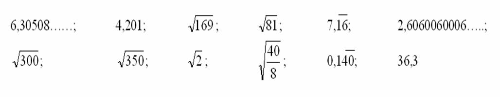 scaricare significato numeri