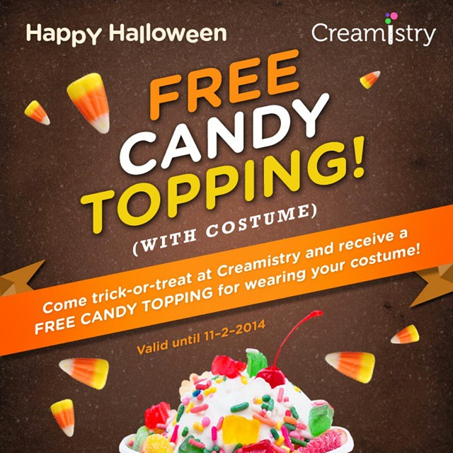 Creamistry coupon