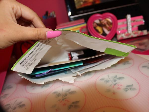 Open Box Maquilhagem Supresa by Serviços Secretos Femininos ♥