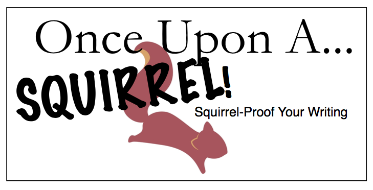 Once Upon A...SQUIRREL!
