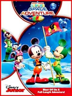Imprimibles de Minnie Mouse en fondo rojo con lunares