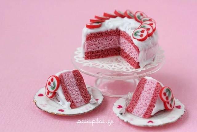 model kek strawberry