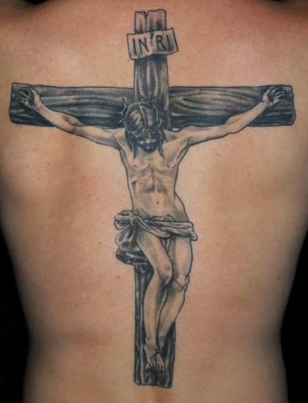 Jesus Christ tattoo is to express the belief and love of God, and his greatest sacrifice.