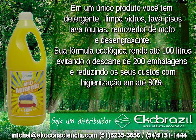 Ekobrazil Produtos Higienização Ecológica Multiuso