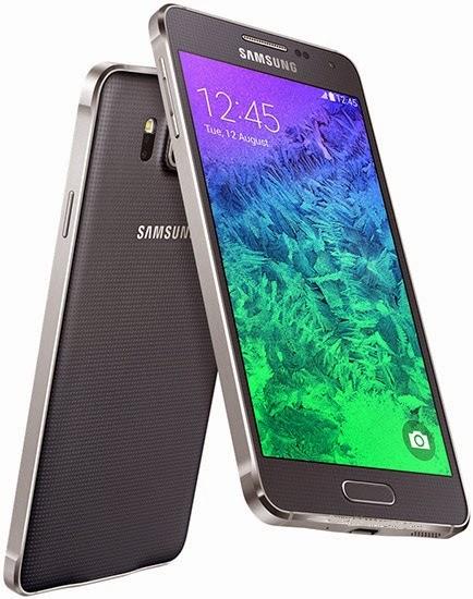 Harga HP Samsung Galaxy Alpha Terbaru