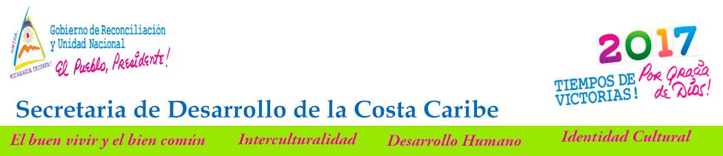 Secretaria de Desarrollo de la Costa Caribe