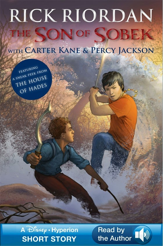 percy jackson son of sobek pdf