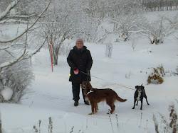 Joulukuussa 2010 oli Talvi!
