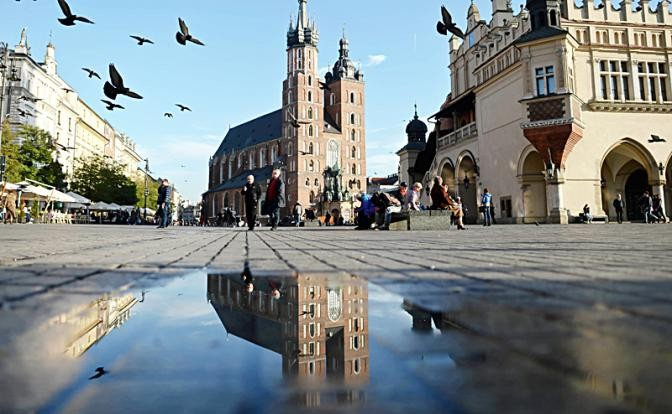 Восточная Европа без гламура