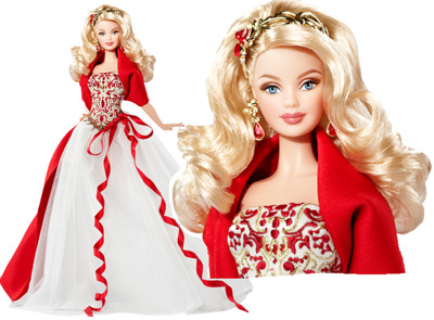 Fashion Dolls 2011 on Aaah    I Am Doing Ma English  Barbie   My Favorite Doll