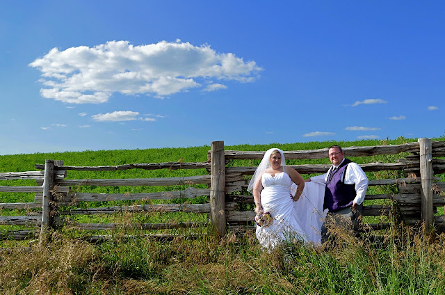 Walkerton Wedding Photographer
