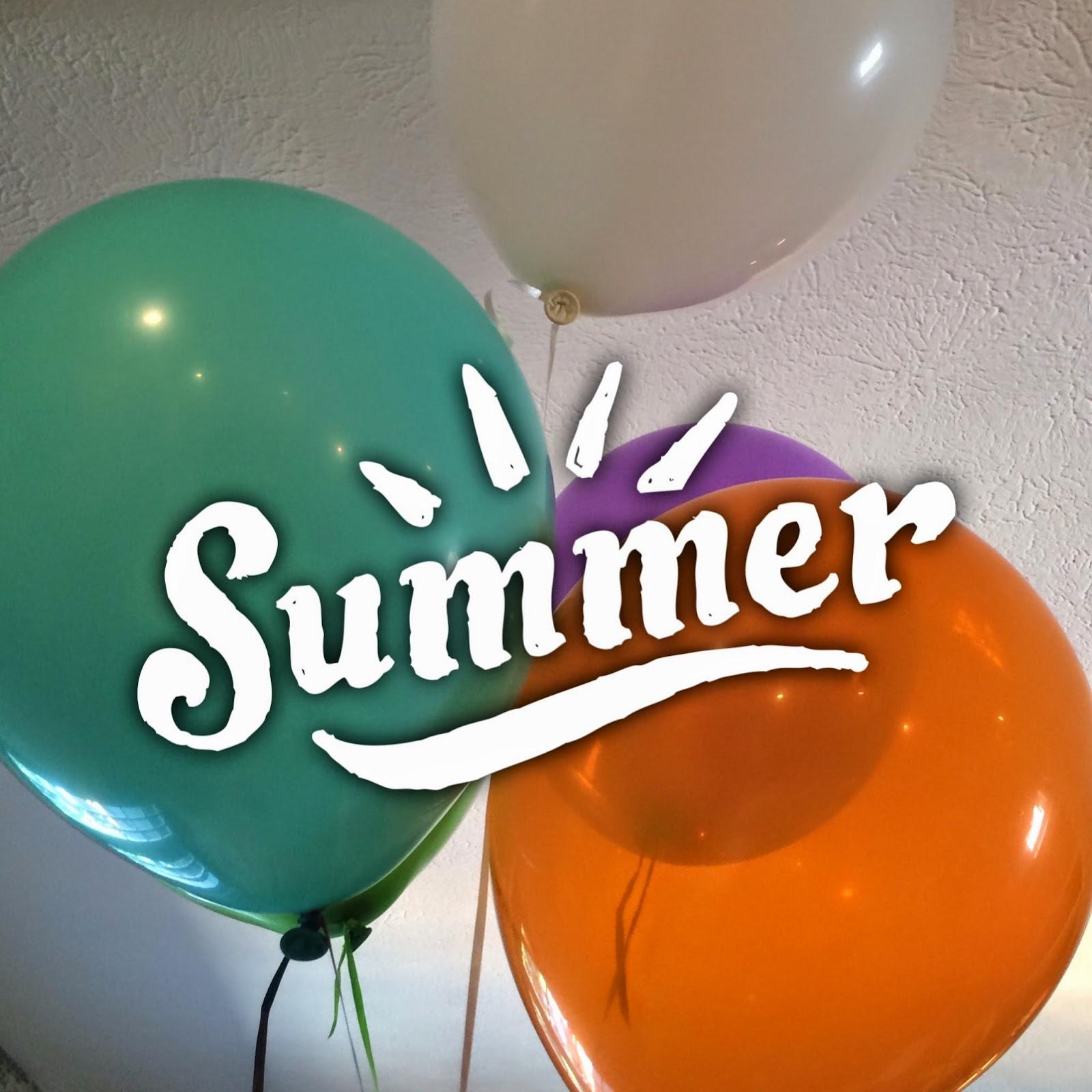 Summer Bucket List 2014