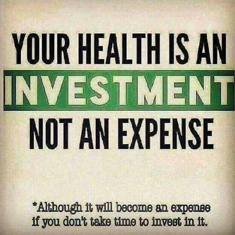 INVEST IN YOUR HEALTH & WELLNESS