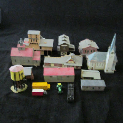 I Bought Some N Gauge Buildings
