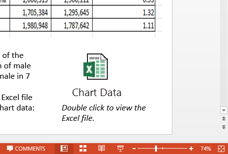 Mvp 40 How To Insert An Excel File Into A Powerpoint Slide