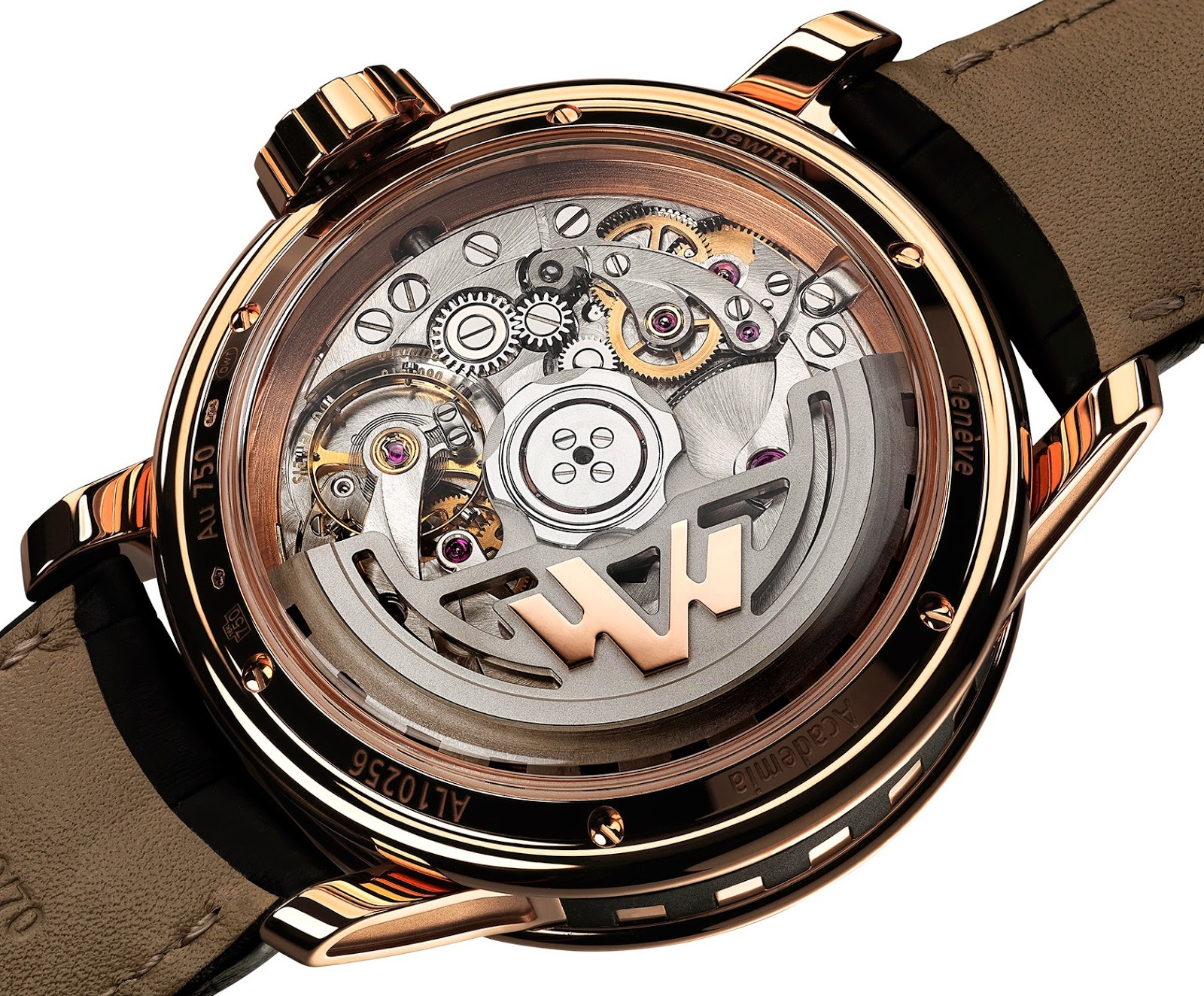 mouvement DeWitt Academia Mathematical