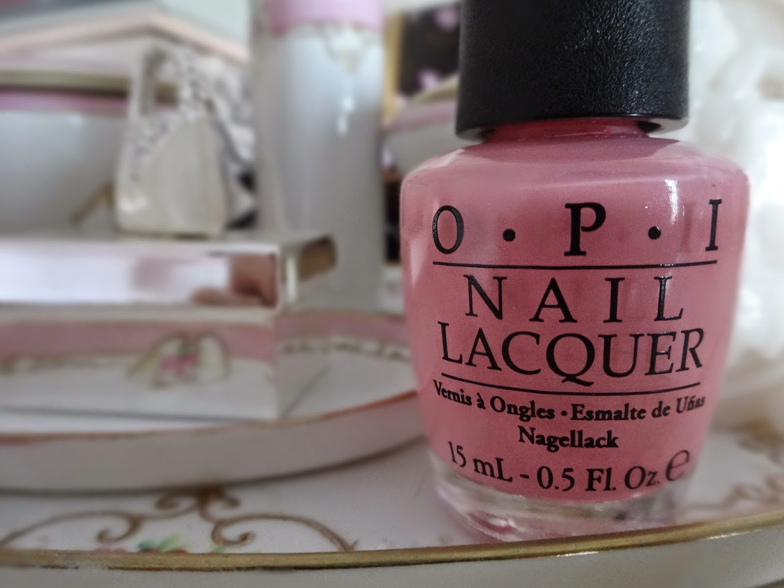 OPI, Nail Polish, Chic From Ears To Tail