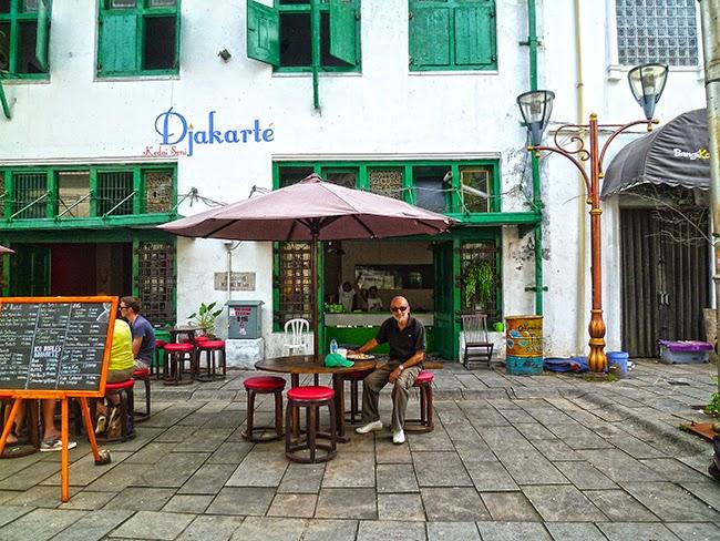 Restaurante Djakarta en Yakarta