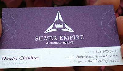 creativas tarjetas de presentacion